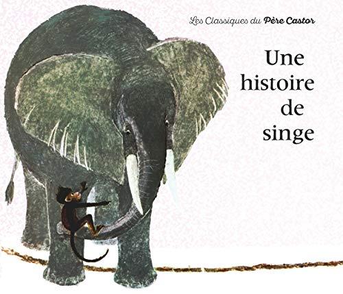 9782081601192: Une histoire de singe