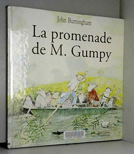 9782081603776: La promenade de monsieur Gumpy
