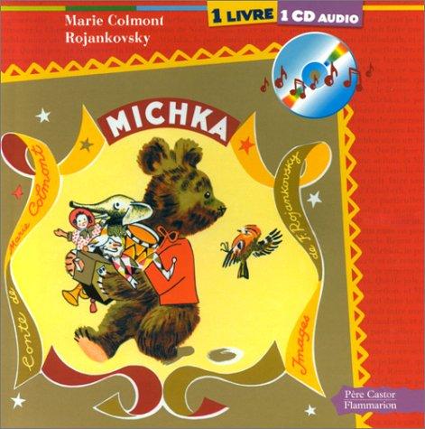 9782081606722: Michka (1 livre + 1 CD audio)