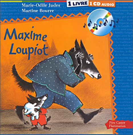 9782081606739: Maxime Loupiot (1 livre + 1 CD audio)