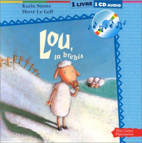 9782081606746: Lou, la brebis (1 livre + 1 CD audio)