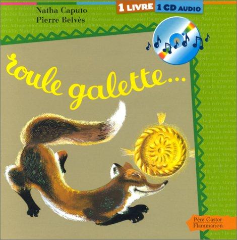 9782081606753: Roule galette... (livre et CD)