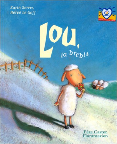 9782081608979: Lou, la brebis