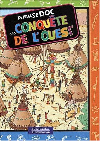 AmuseDoc à la conquête de l'Ouest: Jeanne Petit; Marc