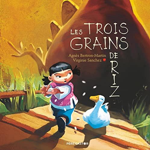 9782081612006: Les trois grains de riz (Albums Cartonnés)
