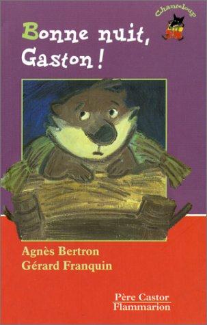 9782081612822: Bonne nuit, Gaston !