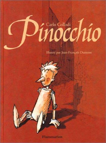 Pinocchio (9782081612990) by Carlo Collodi; Jean-François Dumont