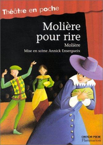9782081614321: Molière pour rire