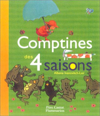 9782081616660: Comptines des quatre saisons