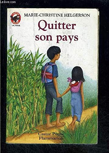 9782081617360: Quitter Son Pays