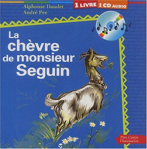 9782081618374: Le chèvre de monsieur Seguin (1CD audio)