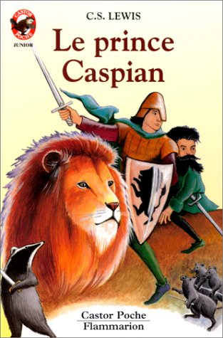 9782081622609: Lewis/Prince Caspian (French Edition)