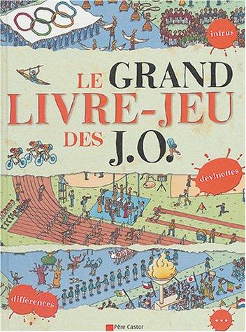 Le Grand Livre-Jeu des JO : Sur: Petit, Jeanne, Marais,