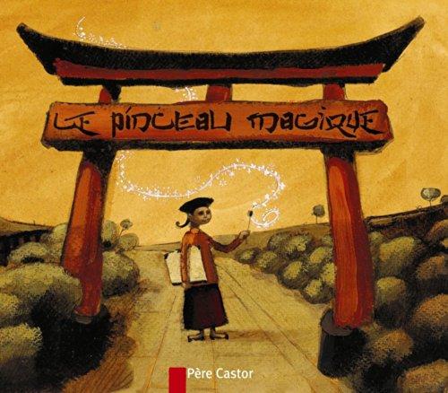 9782081627635: Les Mini Castor: Le Pinceau Magique (French Edition)