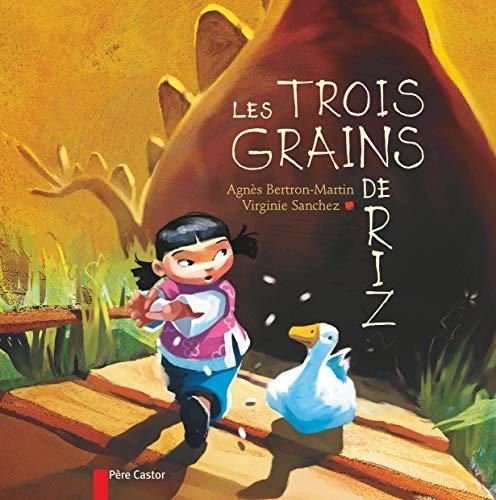 9782081627901: Les trois grains de riz (Les p'tits albums du Père Castor)