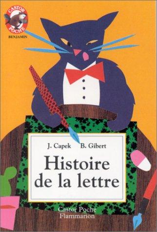 9782081629066: Histoire de la lettre