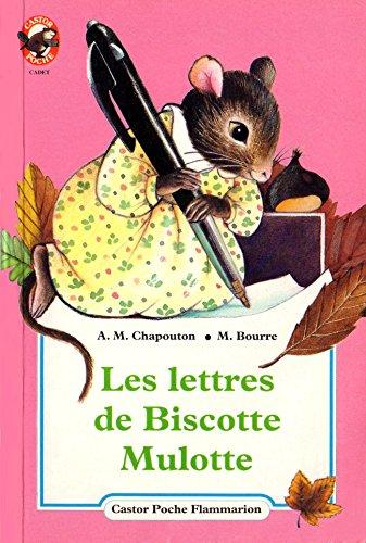 9782081629325: Les lettres de Biscotte Mulotte