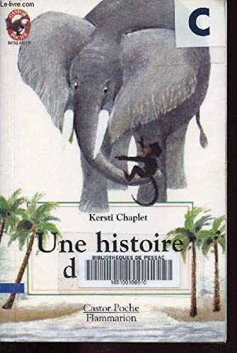 9782081629707: Une histoire de singe