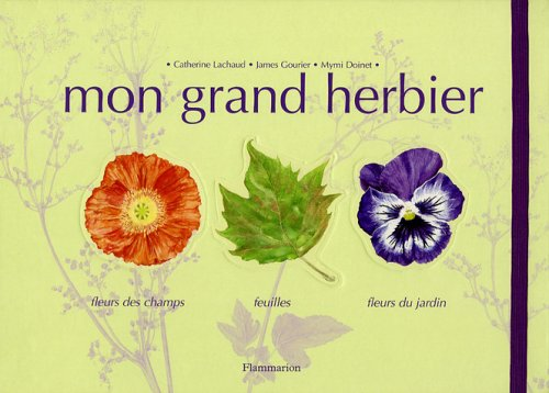 9782081630123: Mon grand herbier