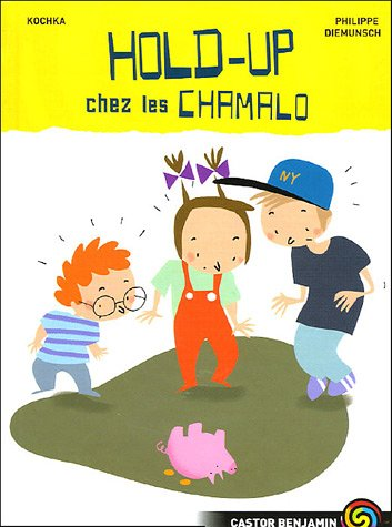 9782081630284: Hold-up Chez Les Chamalo (French Edition)