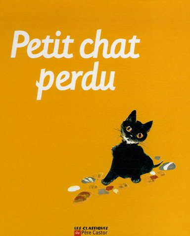 9782081631687: Petit chat perdu : Avec une peluche