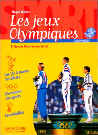 9782081638617: Les Jeux olympiques