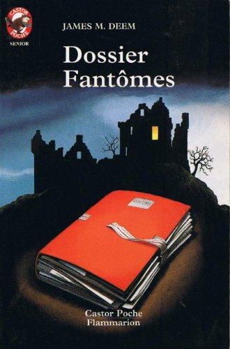 9782081640429: Dossier fant�mes
