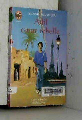 9782081640924: Adil coeur rebelle