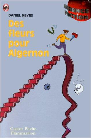 9782081643024: Des fleurs pour algernon (Castor Poche)