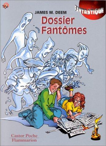 9782081644175: Dossier fant�mes