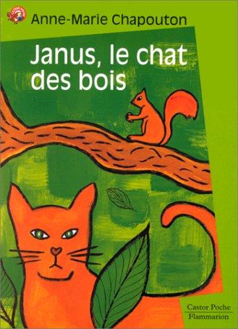 9782081644298: Janus, le chat des bois