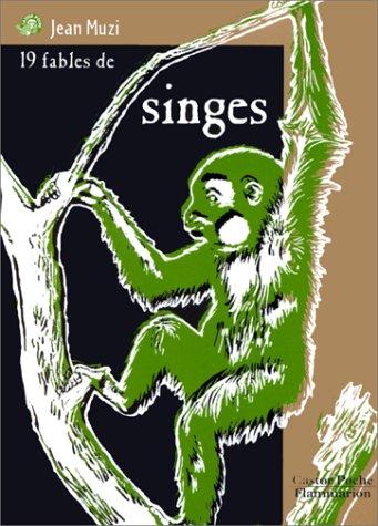 9782081644946: 19 fables de singes