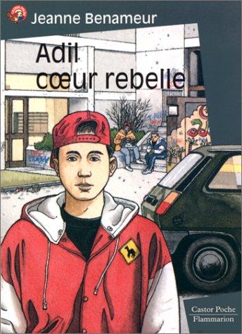 9782081645622: Adil, coeur rebelle