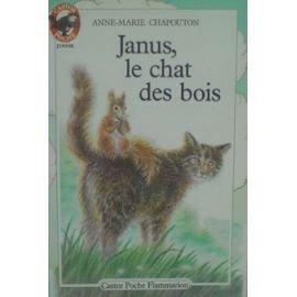 9782081646339: Janus, le chat des bois