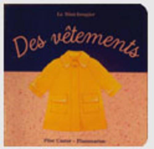 9782081649576: Mini Imagiers Du Pere Castor: DES Ve Tements (French Edition)