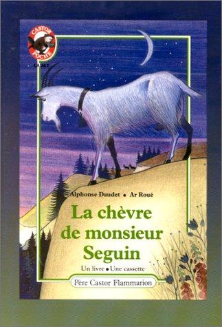 9782081650008: La chèvre de monsieur seguin (Livre Cassette)