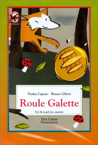 9782081650640: Roule Galette / Pack Livre + Cassette (French Edition)