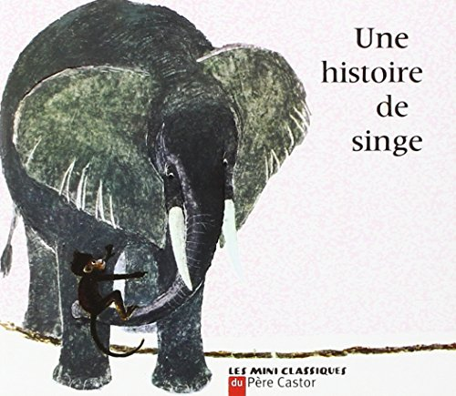 9782081660021: Une histoire de singe