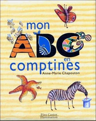 9782081660908: Mon ABC en comptines
