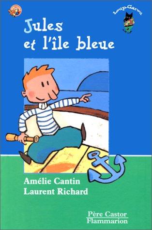 9782081663589: Jules et l'�le bleue