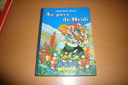 9782081700697: Au pays d'heidi