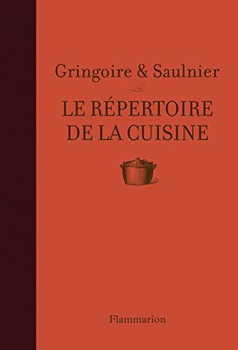 9782082000192: Le répertoire de la cuisine (French Edition)