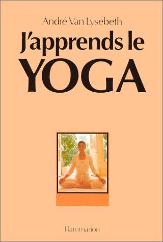9782082001229: J'apprends le yoga