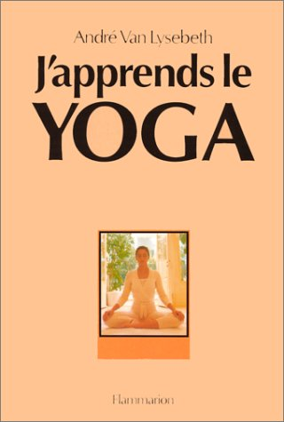 9782082001229: J'apprends le yoga