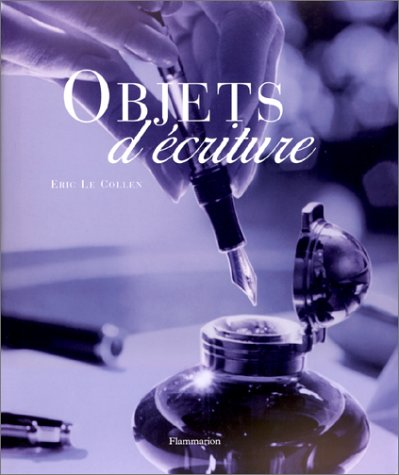 9782082002592: Objets d' ecriture (Writing Objects)