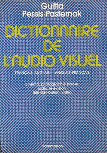 9782082006545: Dictionnaire de l'audiovisuel : Français-anglais et anglais-français...