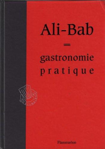 9782082008044: Gastronomie pratique : Études culinaires