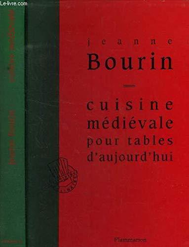 9782082008099: Cuisine médiévale pour tables d'aujourd'hui (Bibliothèque culinaire)
