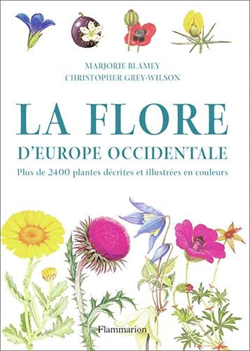 La Flore d'Europe occidentale (2082009955) by Marjorie Blamey; Christopher Grey-Wilson