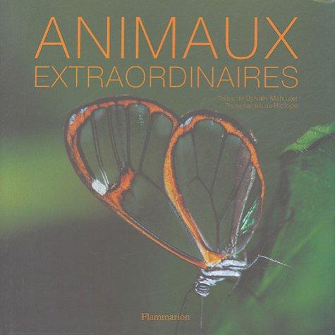 9782082012638: Animaux extraordinaires